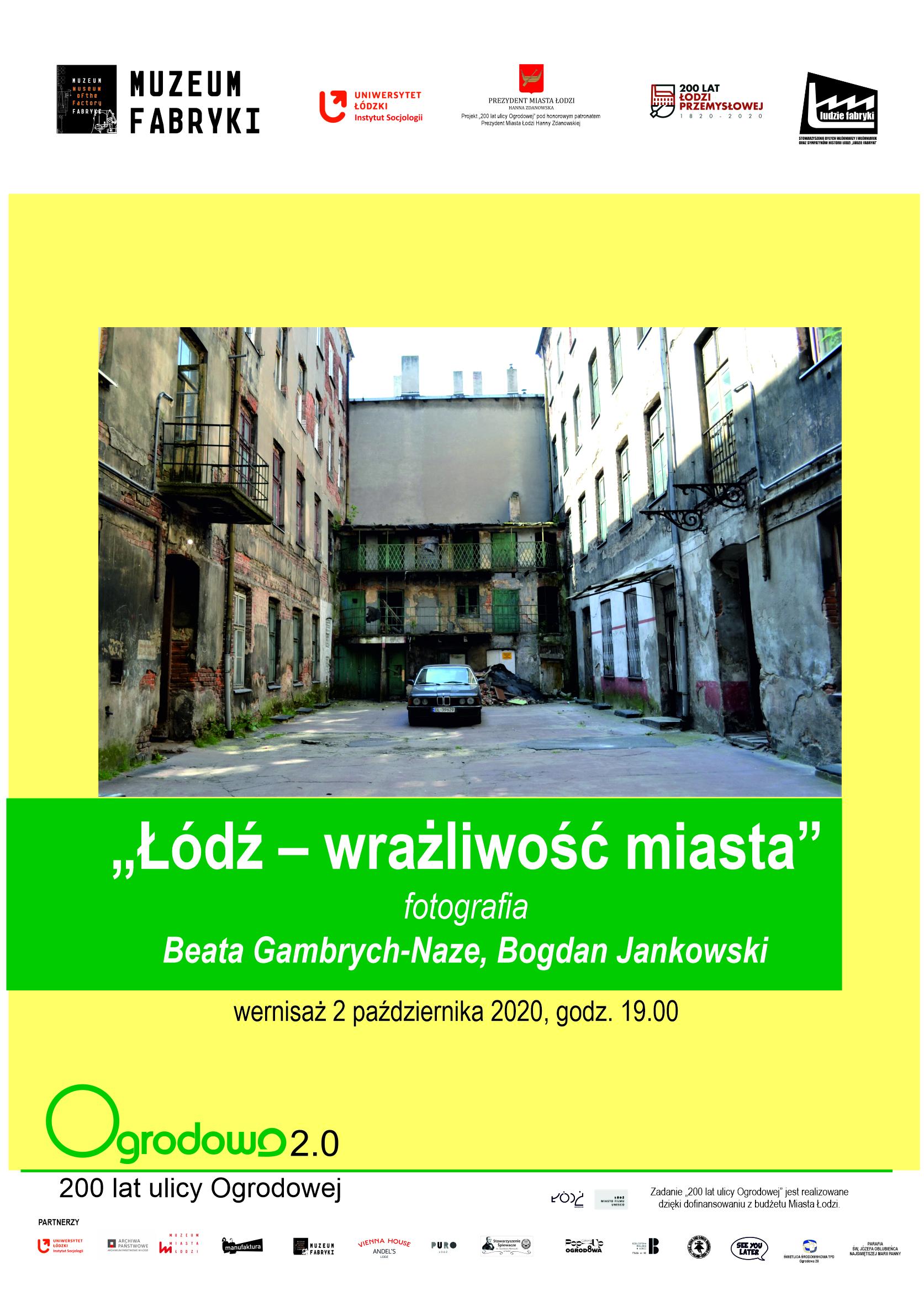 Łódź - Wrażliwość Miasta